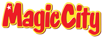 Logo: Magic City | Parque Aquático e Pousada Magic City